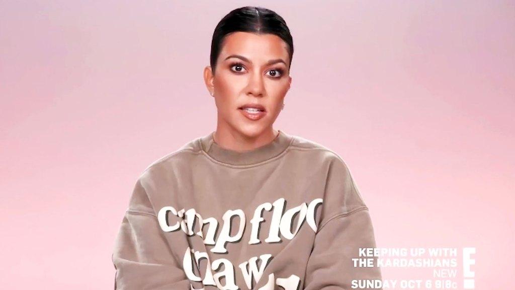 Sofia Richie Makes Awkward KUWTK Debut with Scott Disick and Kourtney Kardashian