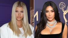 Sofia Richie Wears Skims to Support Kim Kardashian