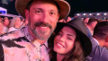 Steve Kazee and Jenna Dewan Taking a Selfie Together