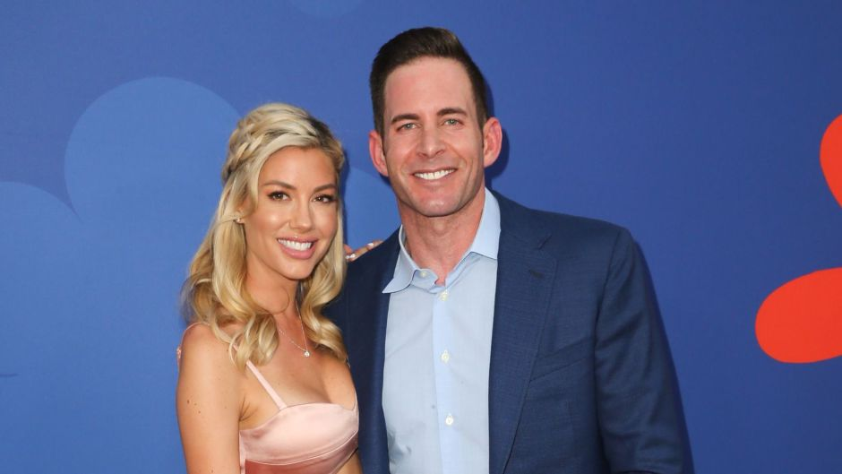 Tarek El Moussa Heather Rae Young Post About Each Other on Instagram