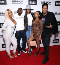 The Roots Darryl DMC McDaniels Lil Mama Celebrate Premiere AMC Hip Hop The Songs That Shook America