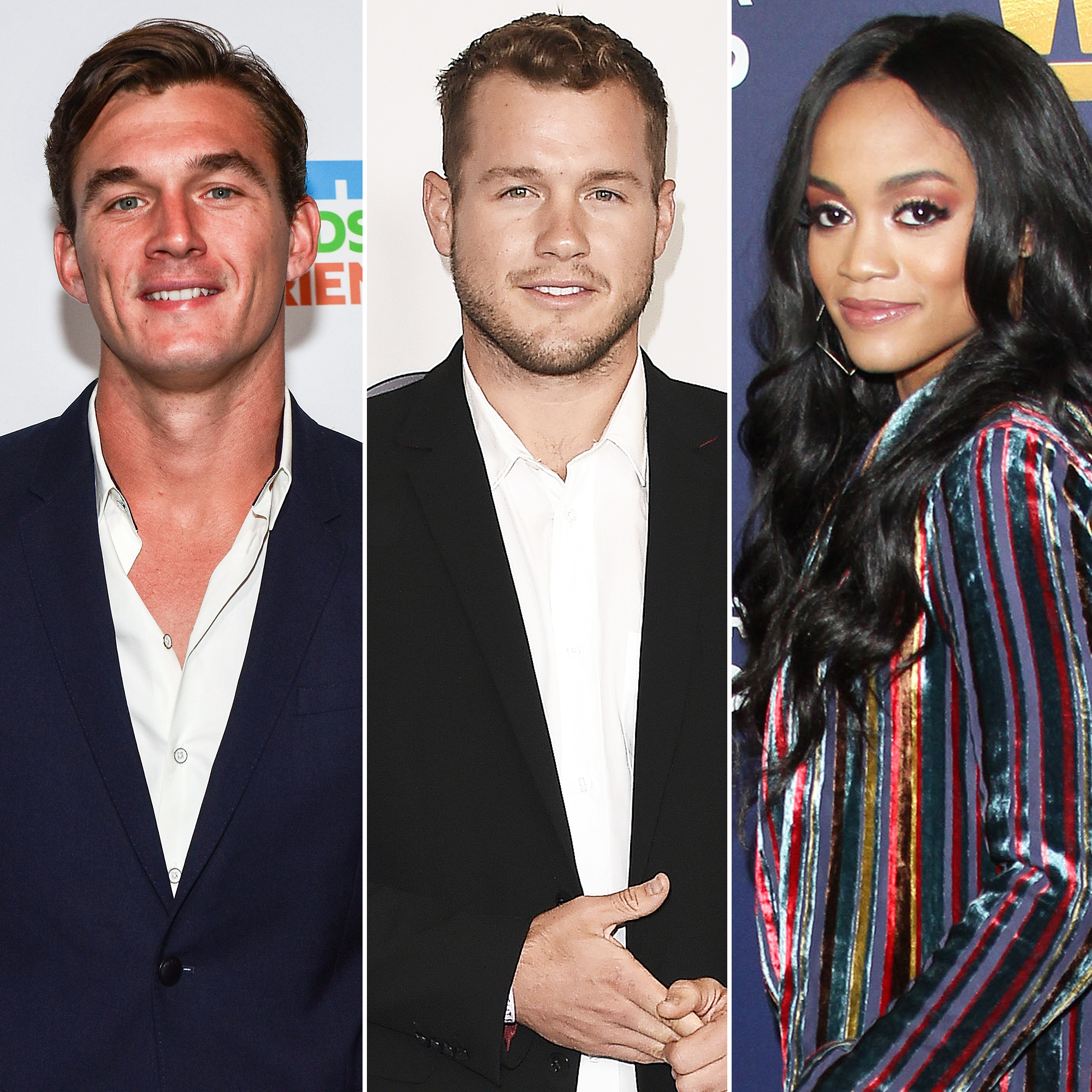 'Bachelorette' Star Tyler Cameron 'Would Judge the Feud' Between Colton Underwood and Rachel Lindsay