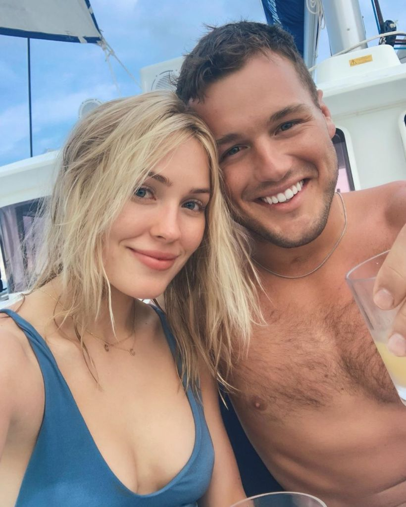 Colton Underwood Accidentally Destroy's Cameron Fuller's Birthday Cake With 'Magic Mike' Moves Him and Cassie Are Still Together