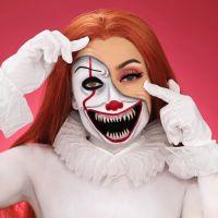 creative.cliche Halloween Makeup Influencers