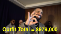 Drake Flashiest and Most Expensive Outfits