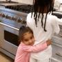 Dream Kardashian and King Cairo Hang Out