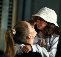 Jennifer Lopez Cuddling Daughter Emme