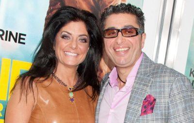 Kathy Wakile and Husband Richie