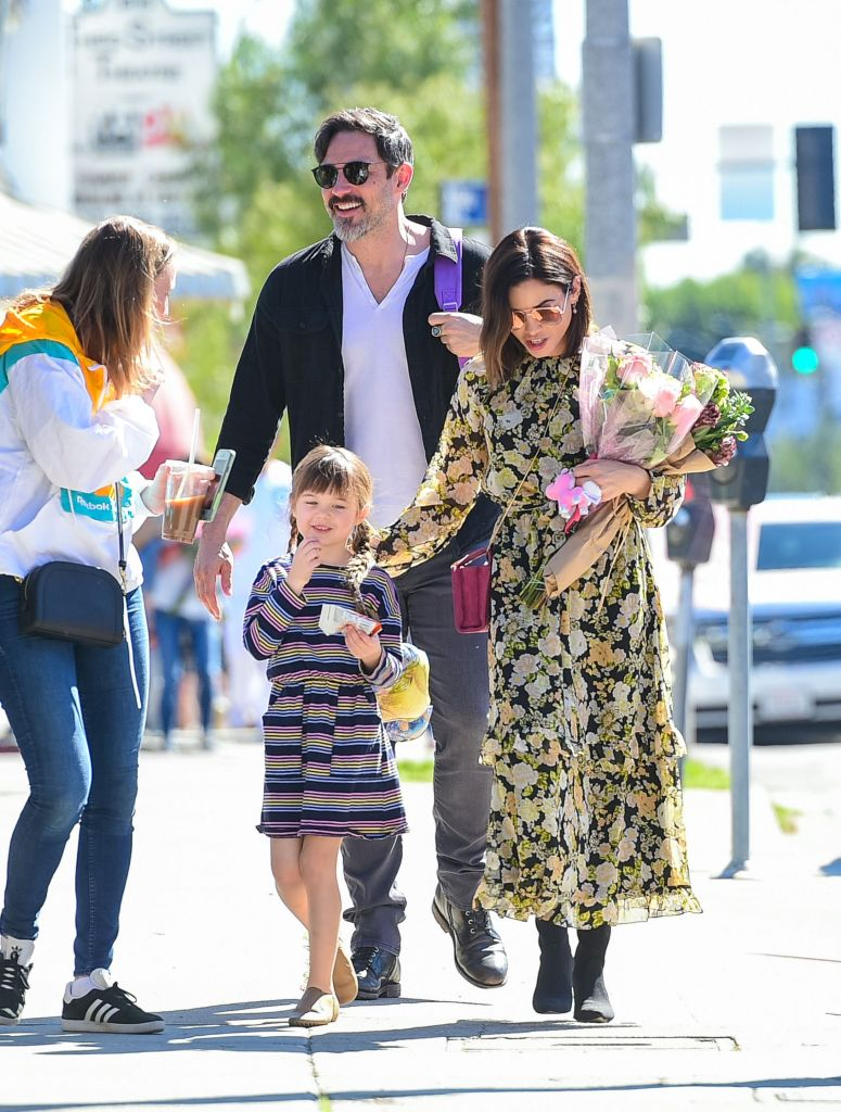 Jenna Dewan Getting Daughter Everly's Blessing to Date Steve Kazee