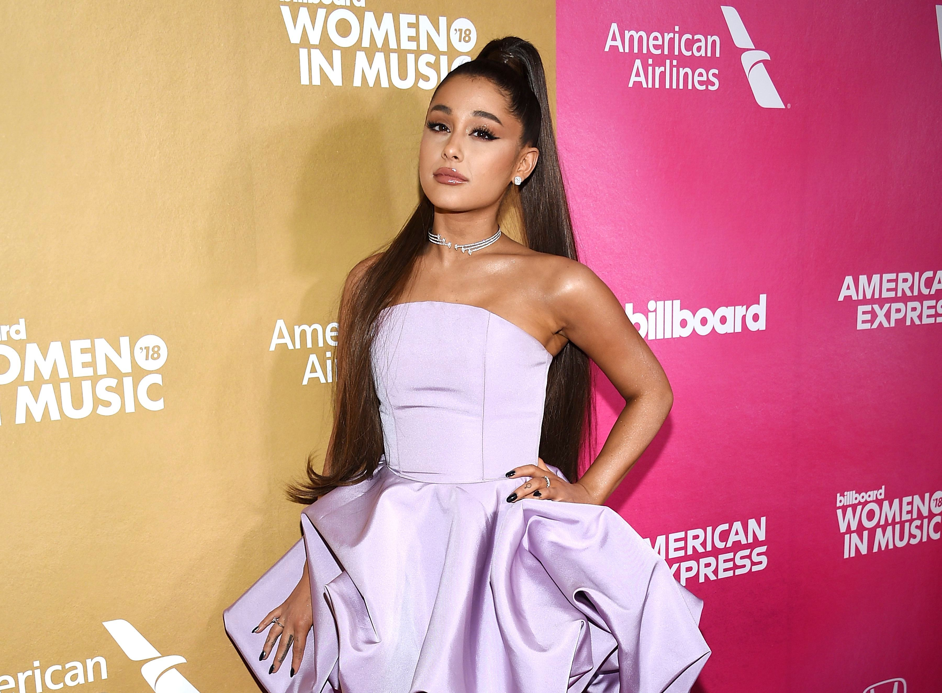 Ariana Grande Spends Quality Time With Her Dad in Europe: 'So Happy and Grateful'