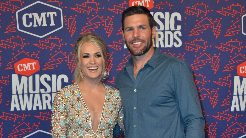 Carrie Underwood and Husband Mike Fisher Celebrate 11 Year Anniversary of Meeting