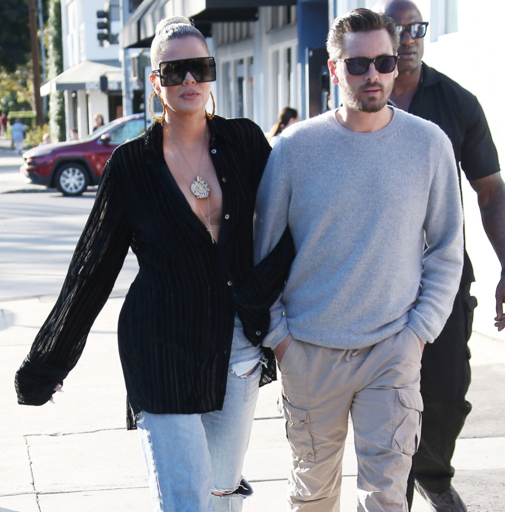 Kourtney Kardashian Feels Excluded by Khloe Kardashian and Scott Disick Friendship