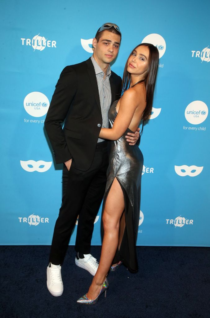 Noah Centineo and Alexis Ren Red Carpet Debut