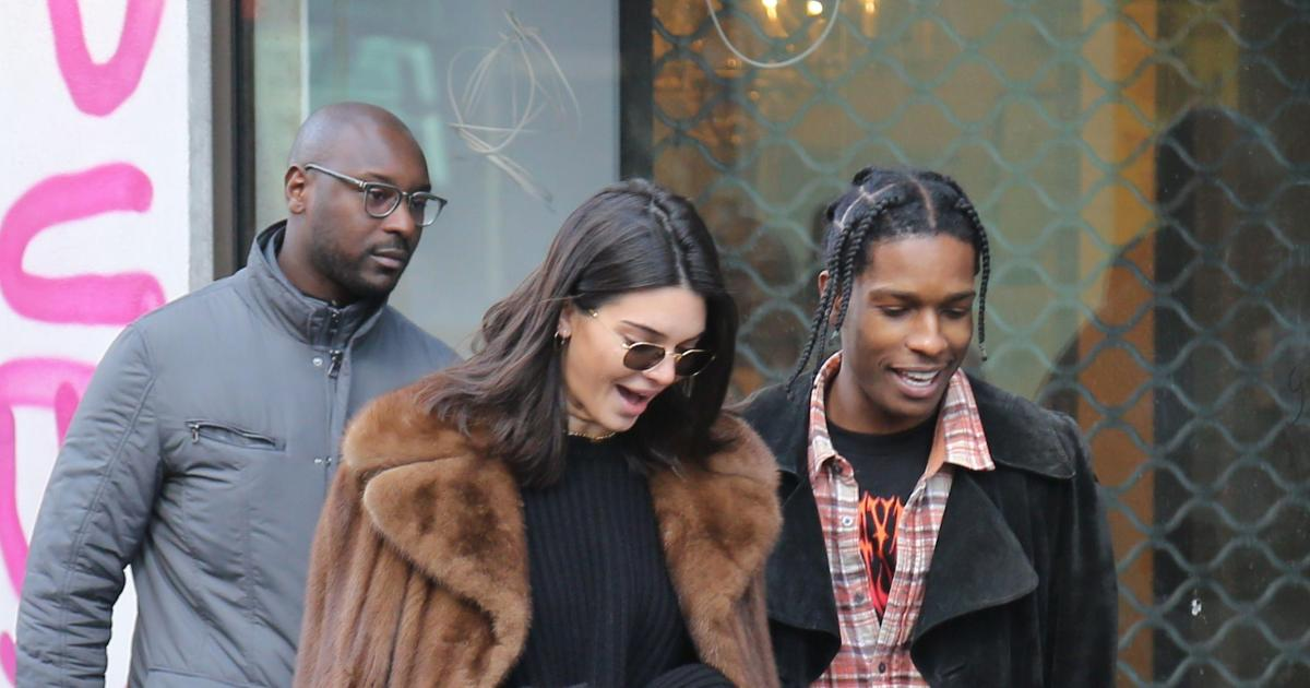 Asap rocky has dated who A$ap Rocky