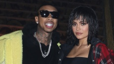 Tyga Gets In on Kylie Jenner's 'Rise and Shine' Joke on Instagram