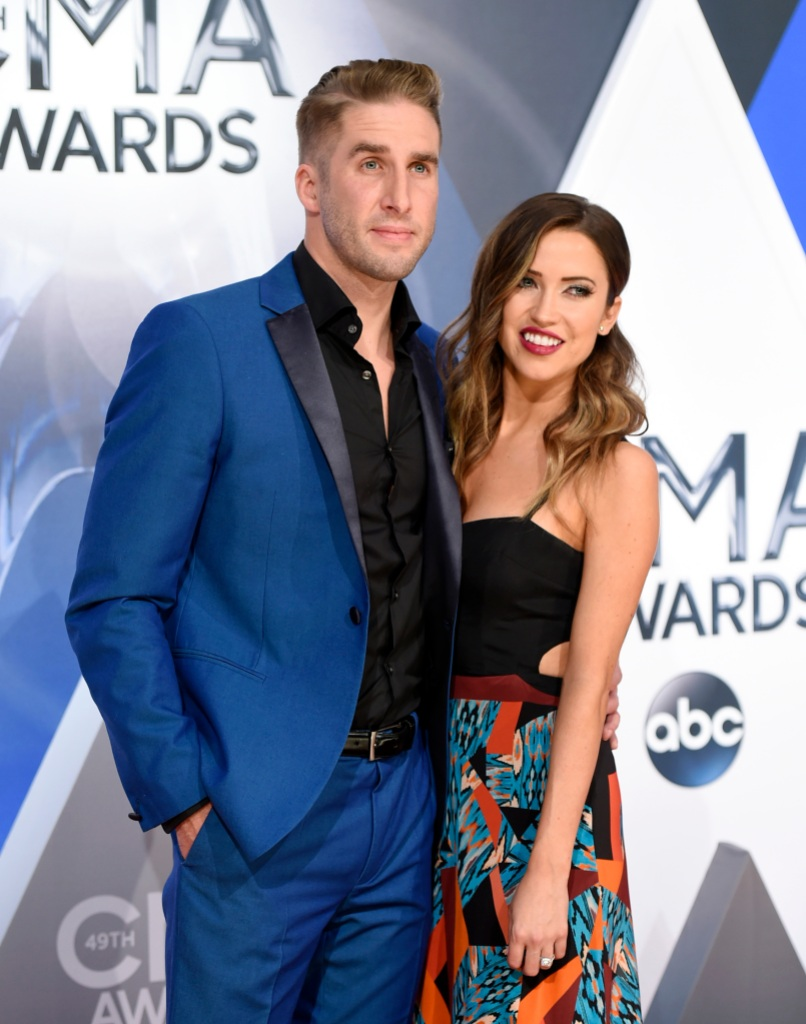 Shawn Booth and Kaitlyn Bristowe Red Carpet Photo