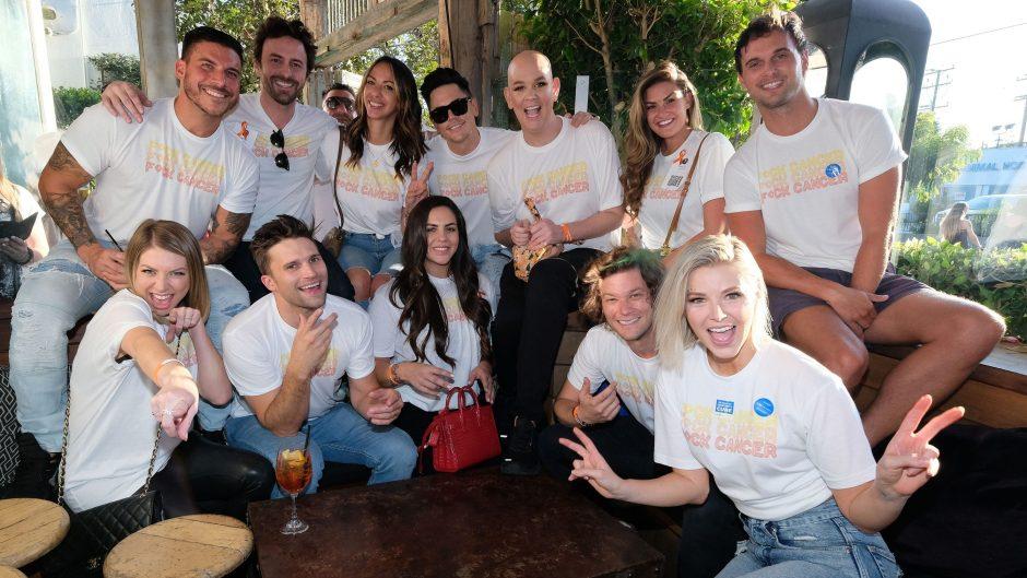 Vanderpump Rules Fundraiser for Jared Lipscomb