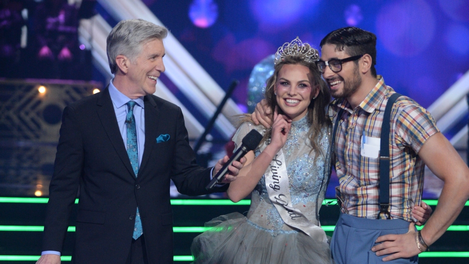 TOM BERGERON, HANNAH BROWN, ALAN BERSTEN Comments on Instagram Before DWTS