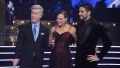 TOM BERGERON, HANNAH BROWN, ALAN BERSTEN Wants to Win DWTS Mirrorball Trophy for Hannah