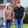 Anna Farris Engaged Michael Barrett