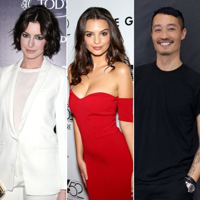 Anne Hathaway and Emily Ratajkowski's Hairstylist Anh Co Tran Shares His Tips for Gorgeous Fall Hair