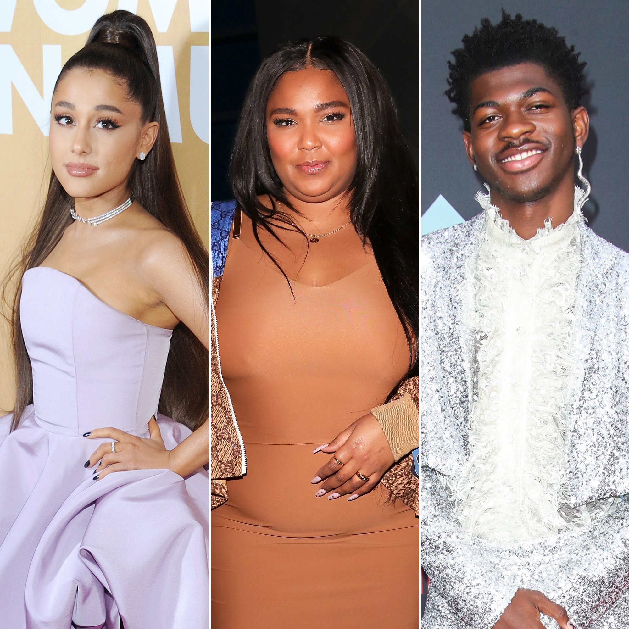 Grammy Nominations 2020 Ariana Grande Lizzo And More Nominated