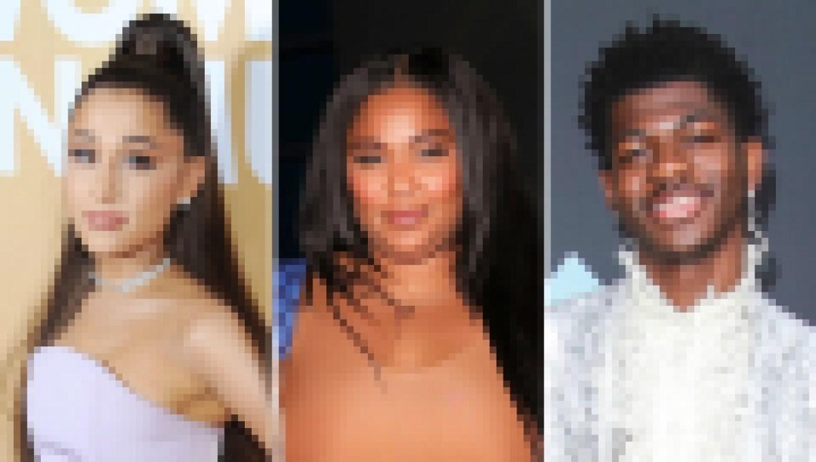 Ariana Grande Lizzo Lil Nas X 2020 Grammy Nomination