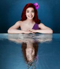 Auli'i Cravalho as Ariel THE LITTLE MERMAID LIVE