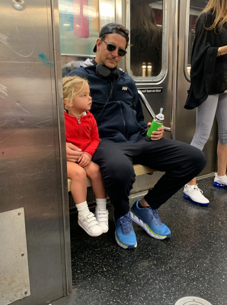 Bradley Cooper Spends Time With Daughter Lea, She's His 'Priority' Since Irina Shayk Split