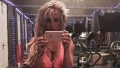 Britney Spears Flaunts Her Abs in Workout Selfie
