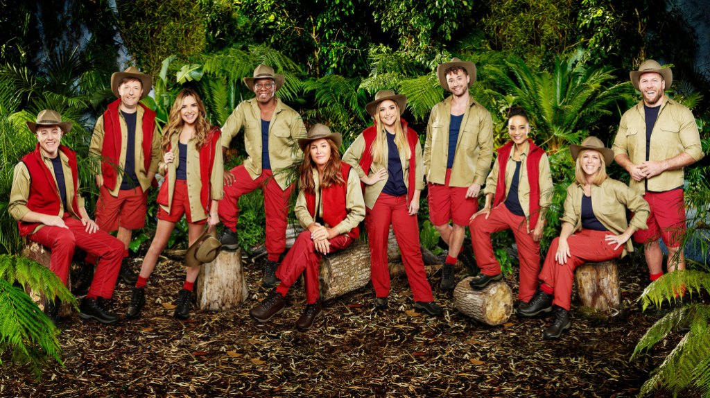 Caitlyn Jenner in Im A Celebrity Get Me Out of Here Cast Photos