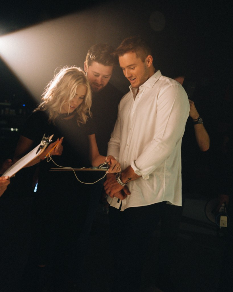 Cassie and Colton 'Famous' Music Video Debute Behind the Scenes