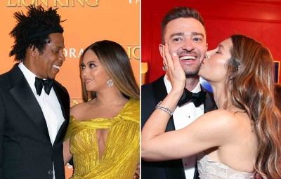 Celeb Couples Together Over A Decade