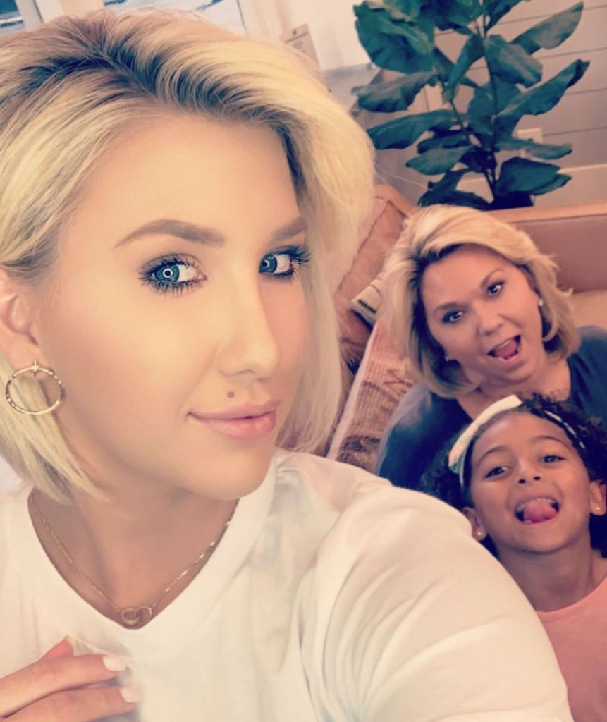 Chloe Chrisley Todd Chrisley Granddaughter