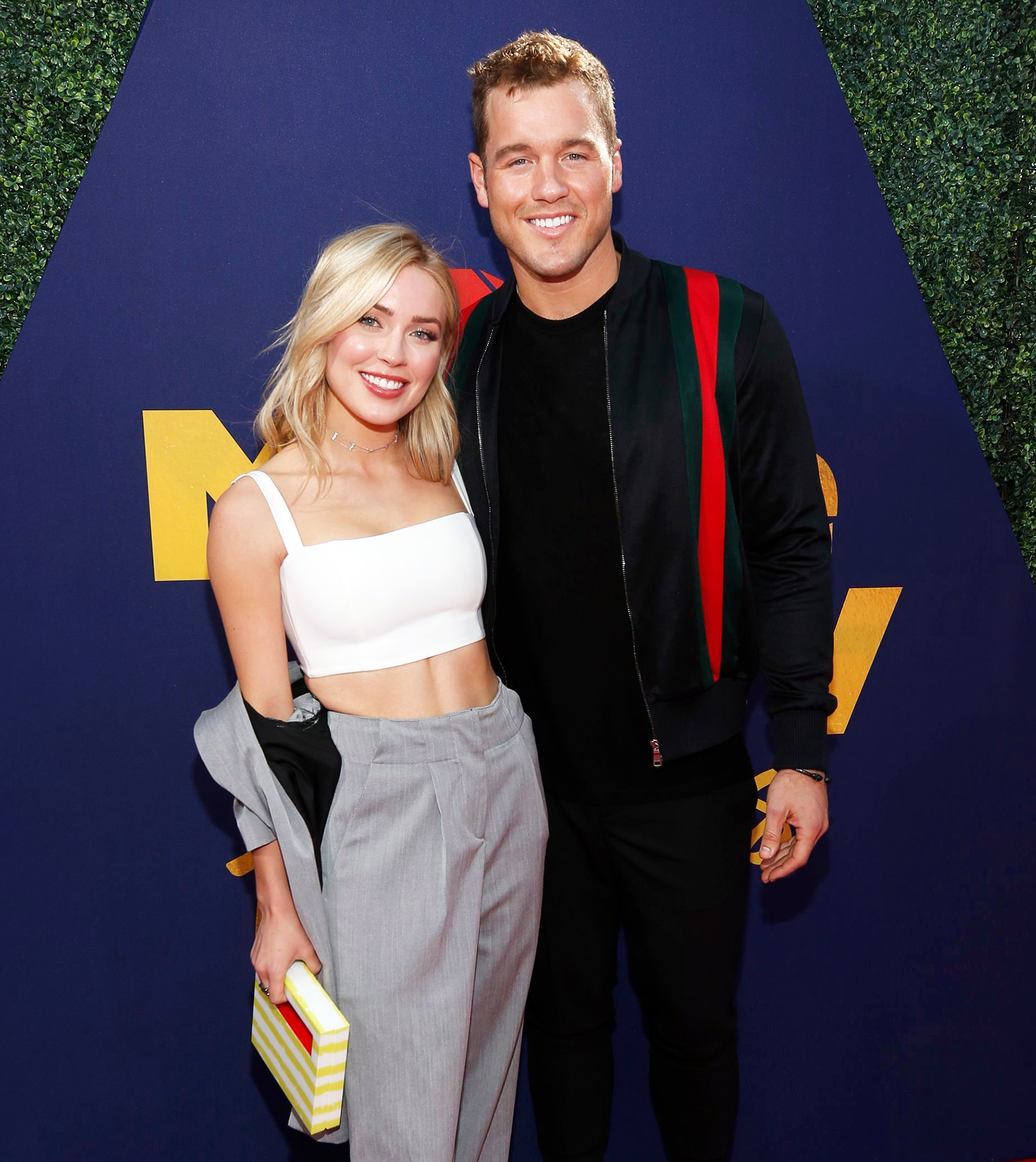 'Bachelor' Alum Colton Underwood Admits He 'Creeped on' Cassie's Pinterest Boards for Proposal Ideas