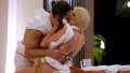 David and Toneata Kiss on Temptation Island