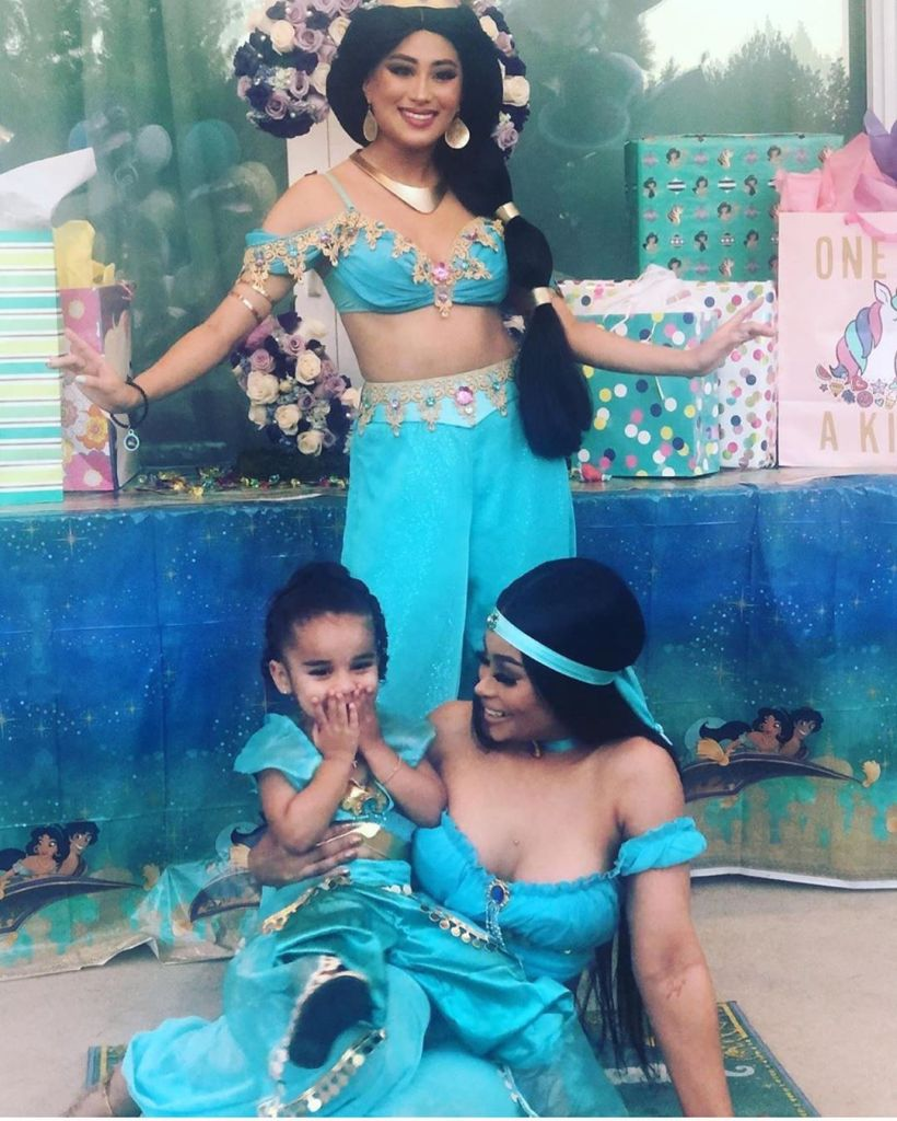 Dream Kardashian Great Relationship With Her Cousins