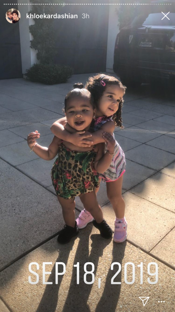 True Thompson and Dream Kardashian's Cutest Photos