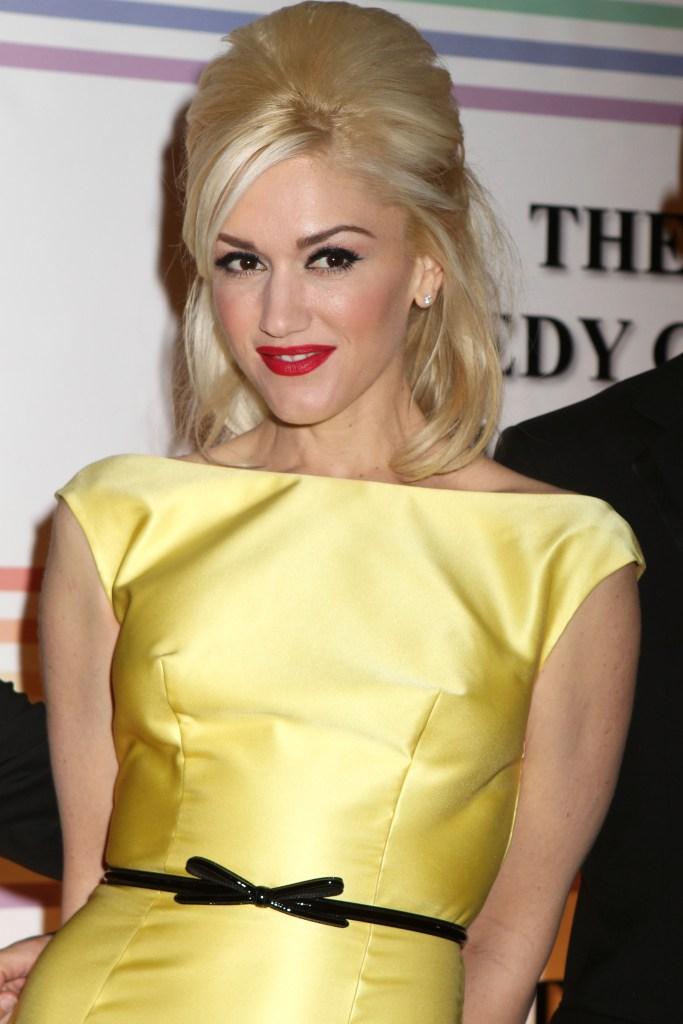 Gwen Stefani in 2010