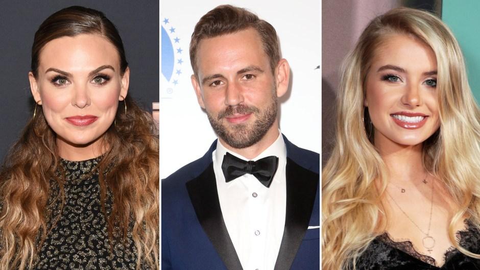 Hannah B Slams Romance Rumors Between Nick Viall Demi Burnett