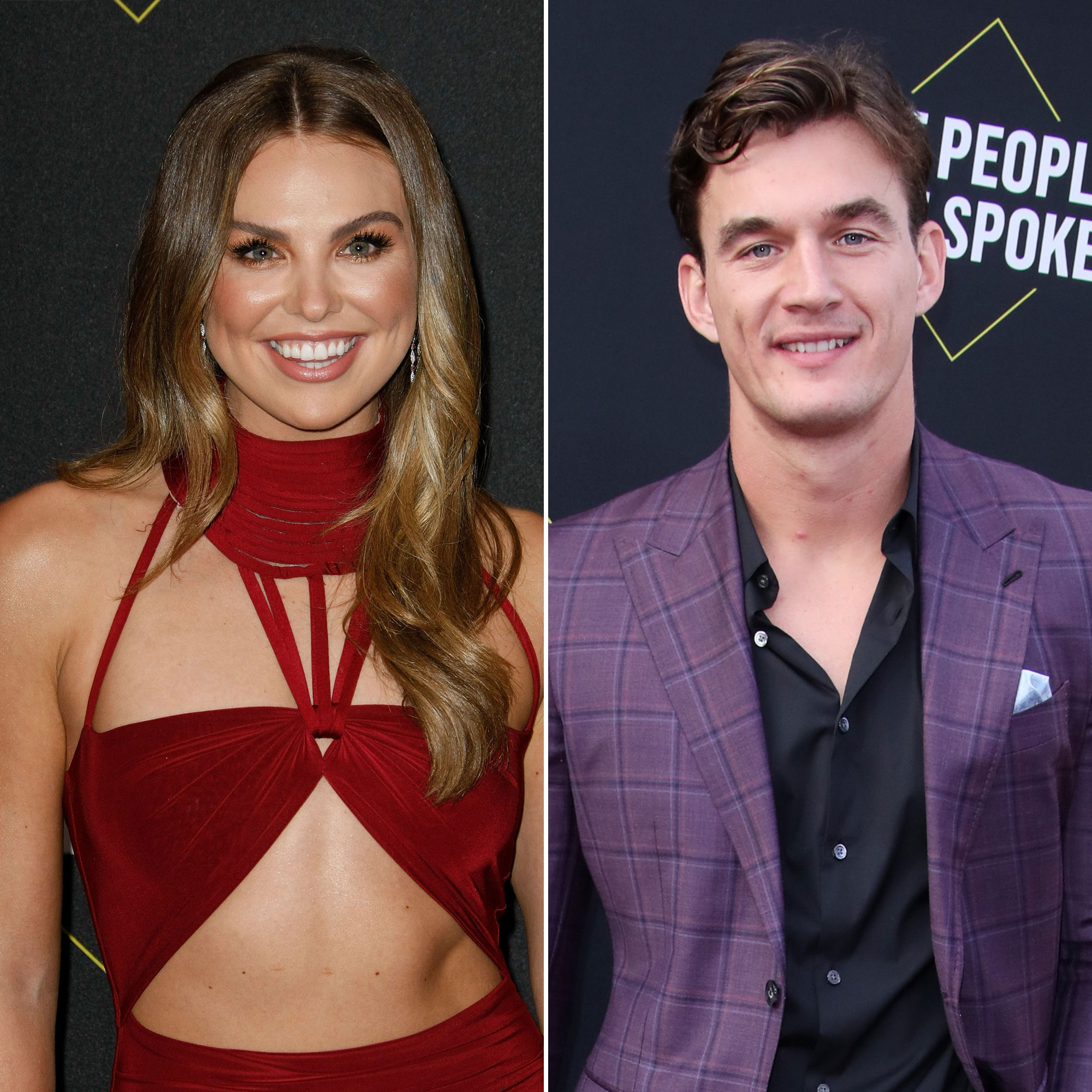 Hannah B. Wasn't Nervous About Bumping Into Tyler Cameron at the PCAs: 'There's No Place for Nerves'