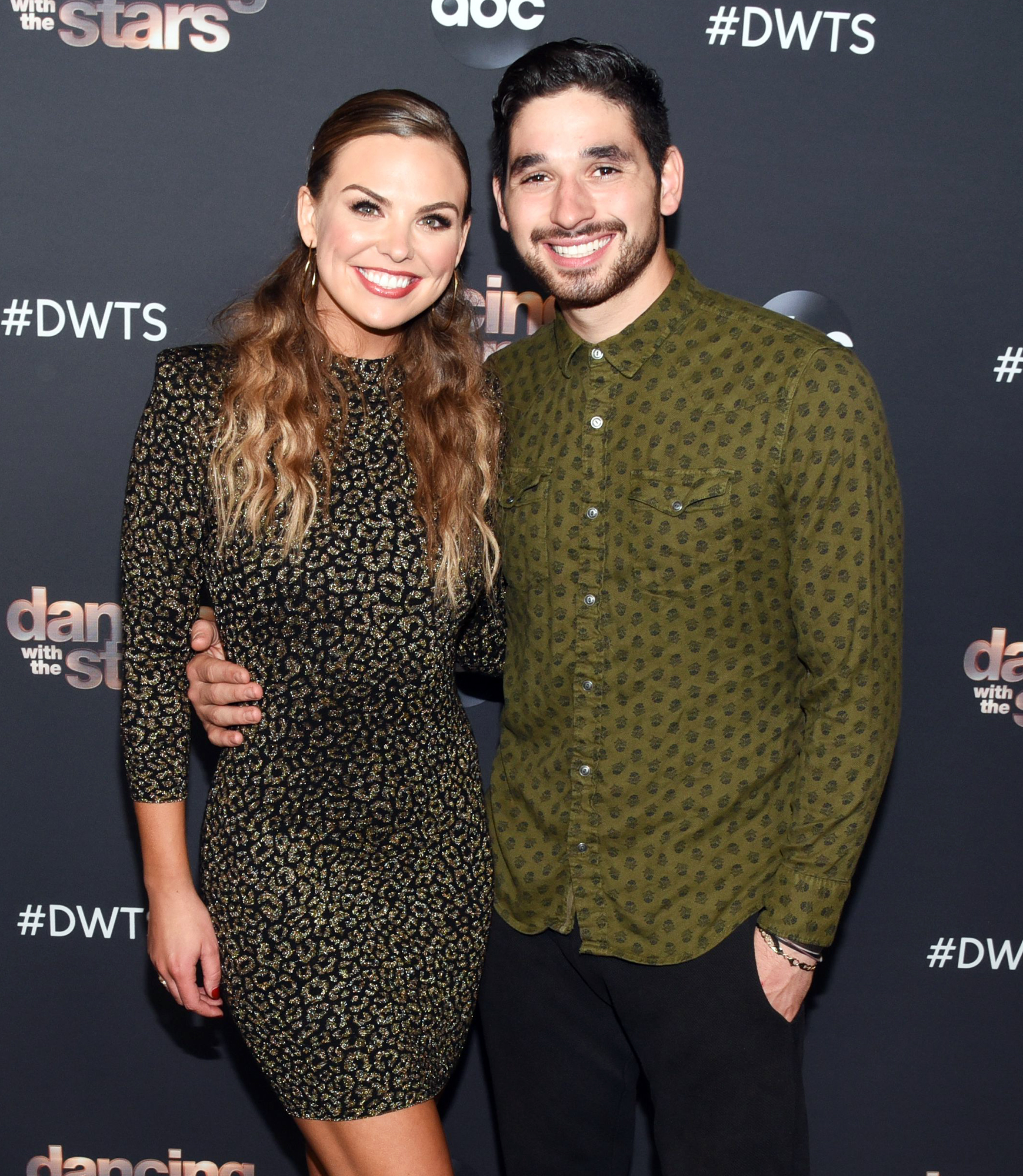 Dancing With the Stars Pro Alan Bersten Addresses Hannah Brown Dating Rumors