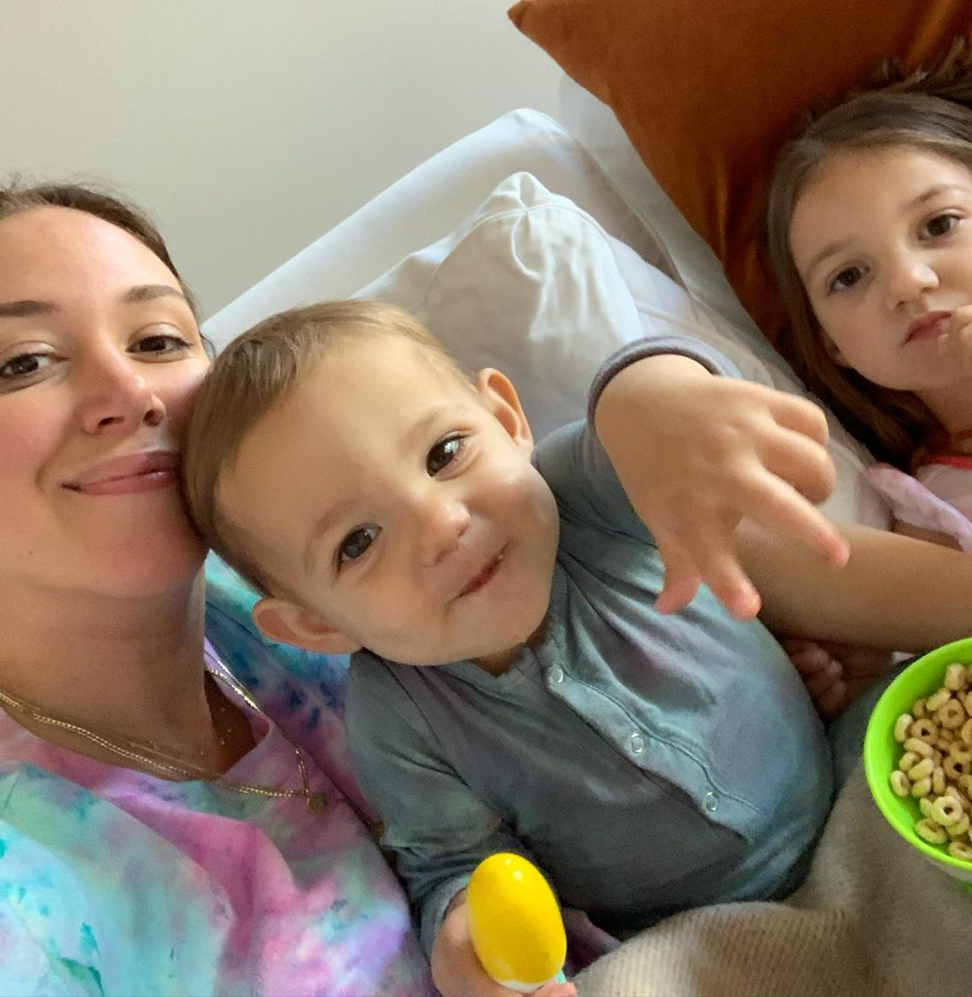 Haylie Duff Says She's 'Really Content' With Having 2 Kids: 'I Don't Feel Like Anything Is Missing'