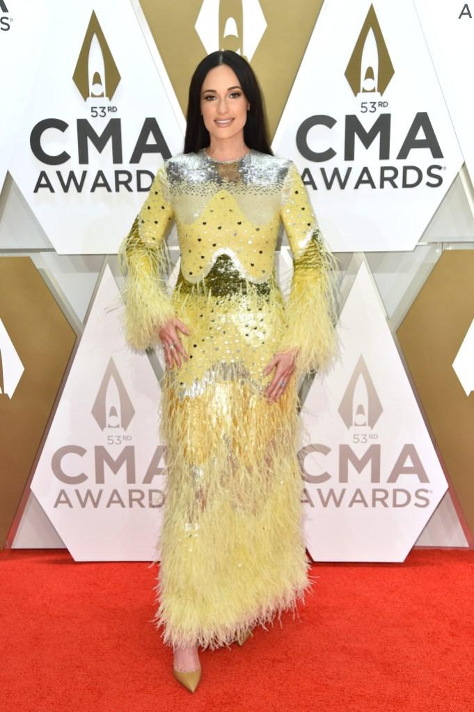 CMAs 2019, Kacey Musgraves