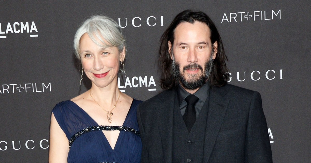 Keanu Reeves Goes Public With His First Girlfriend In Decades, Artist Alexandra Grant