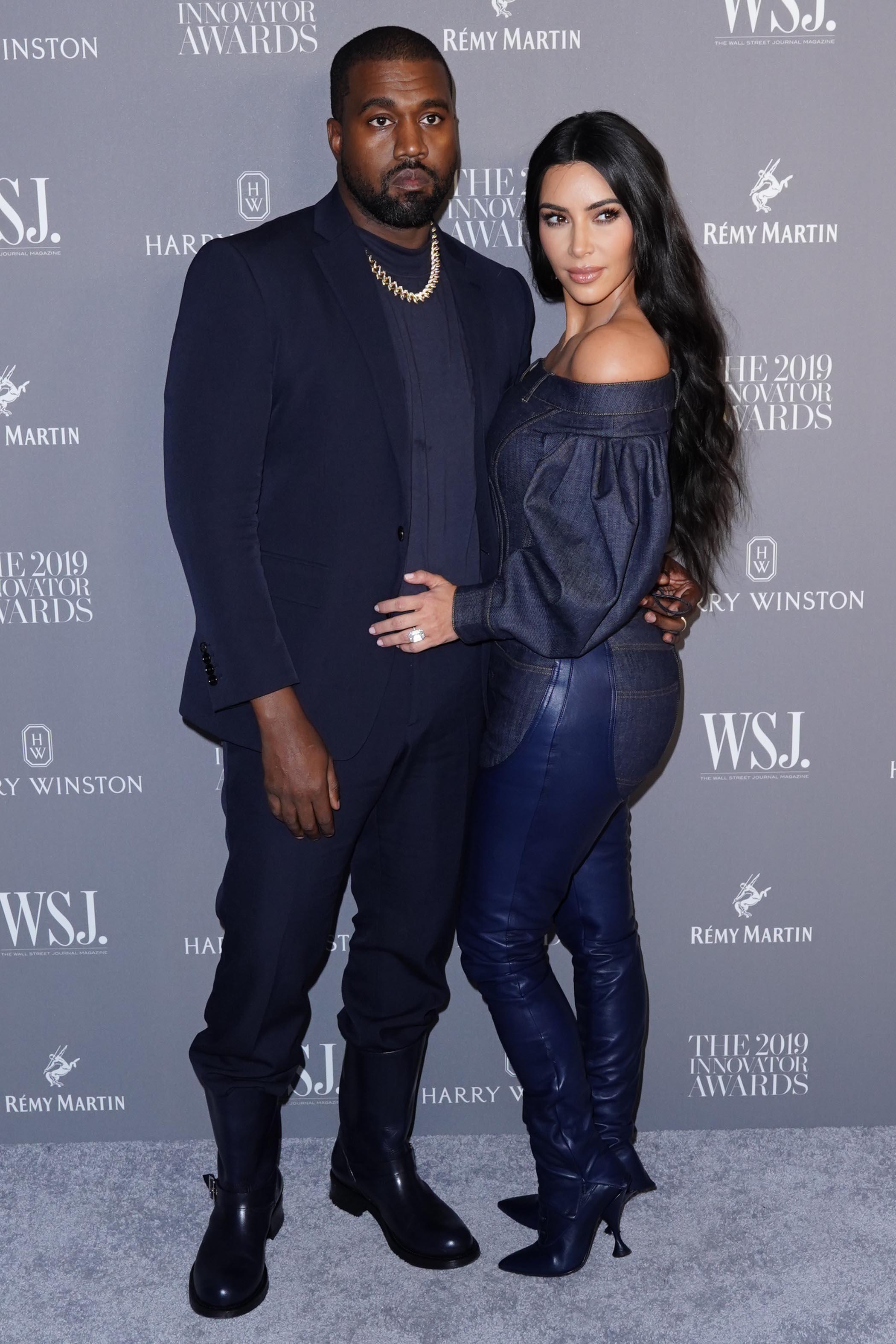 Kim Kardashian Posts Rare Selfie With Kanye West on Instagram