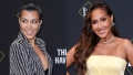 Kourtney Kardashian and Adrienne Bailon Have a Sweet Exchange