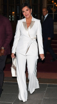 Kris Jenner Best Style Moments