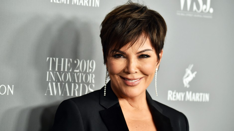 Kris Jenner Wears a Fitted Burberry Suit to the 2019 WSJ Innovator Awards in NYC