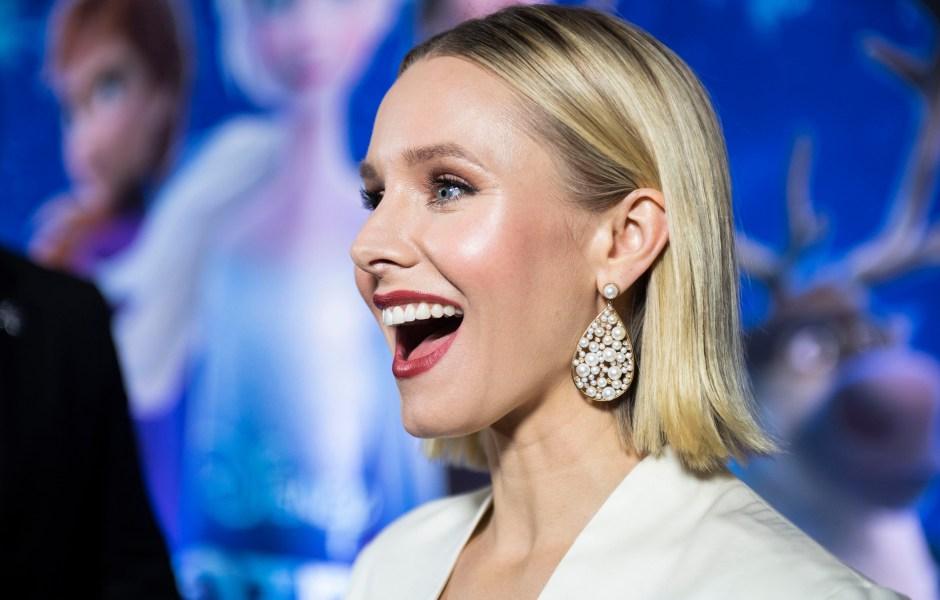 Kristen Bell 'Frozen 2' Premiere